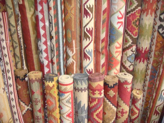 שטיח קילים במבחר דוגמאות גדול