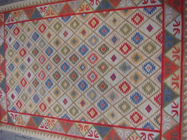 שטיח קילים צמר עבודת יד
