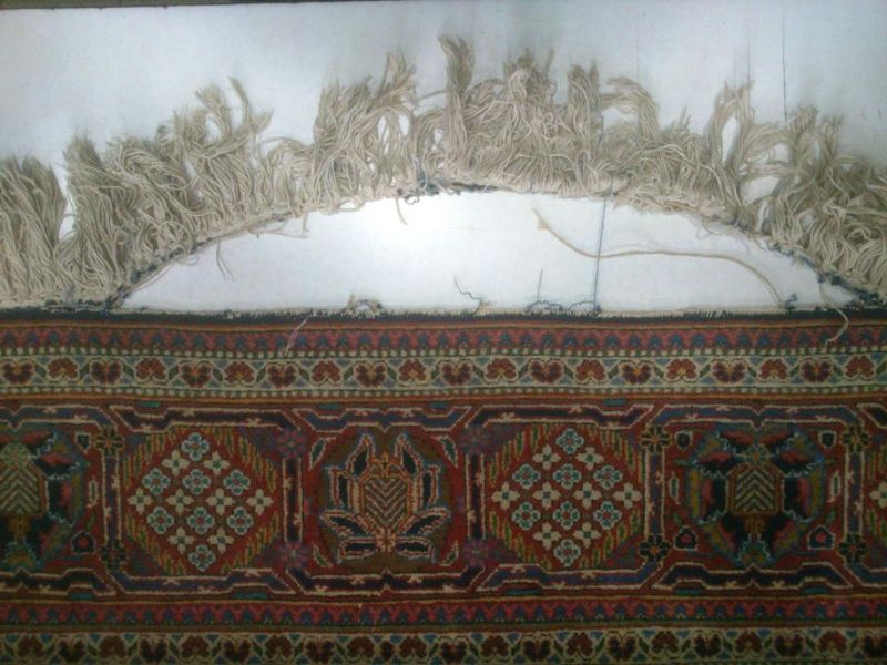 שטיח קשאן פרום פרנזים