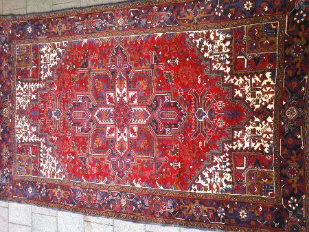 שטיח פרסי הריז 183*284