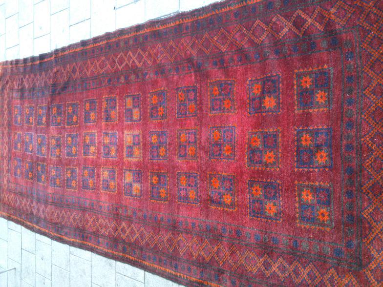 שטיח אפגני מידה מיוחדת 160*390