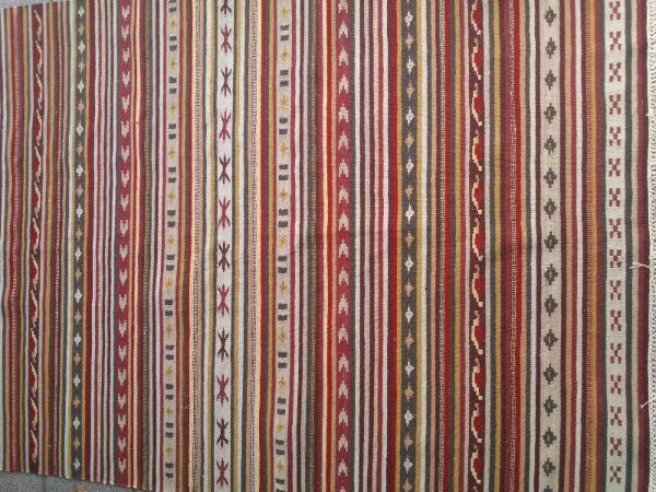 שטיח קילים אריגה דקה