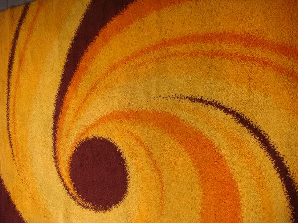 שטיח פיורד צמר