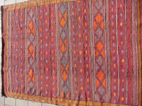 שטיח אוזבקי עתיק