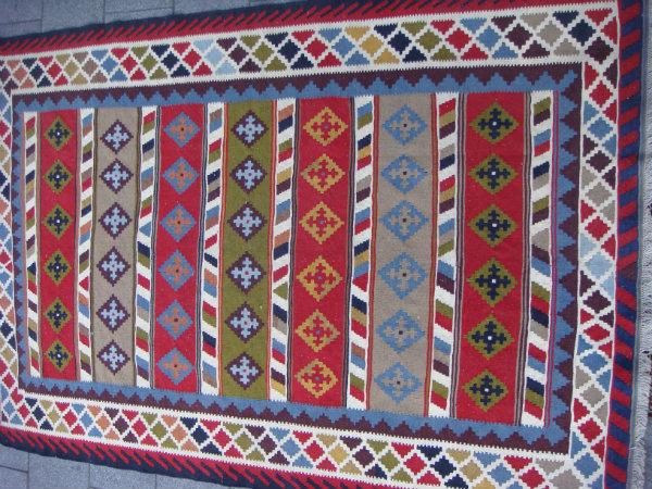 שטיח קילים פרסי שיראז 166*248