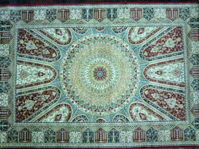 שטיח ויסקוזה מכונה