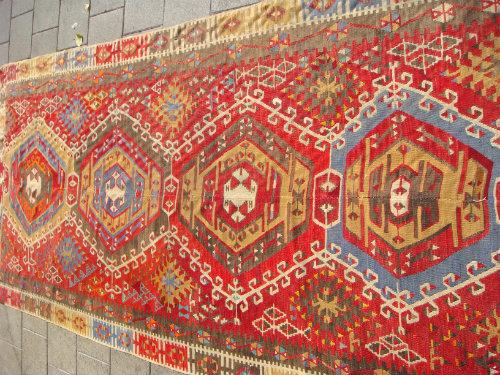 שטיח קילים תורק אנטוליה עתיק