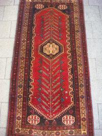 שטיח פרסי קשקולי - נוודי קשקאי