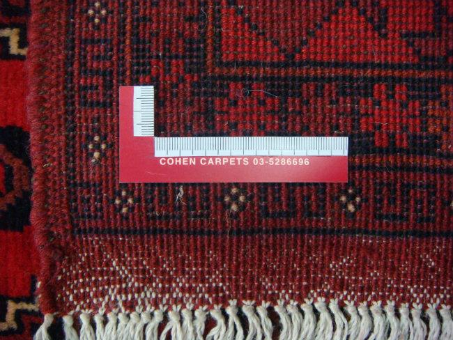שטיח אפגני חל מהמדי