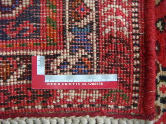 גב שטיח פרסי קשקאי