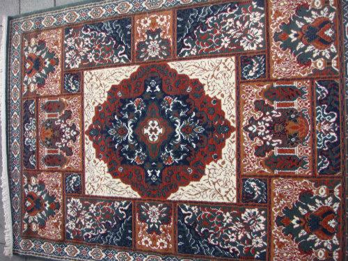 שטיח עבודת מכונה