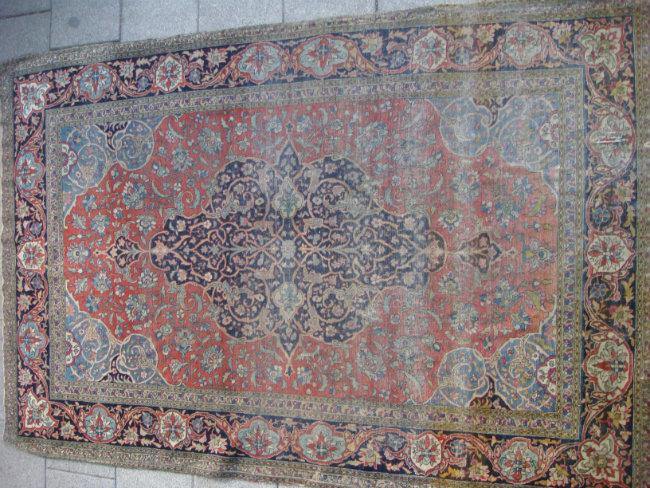 שטיח איספהן עתיק