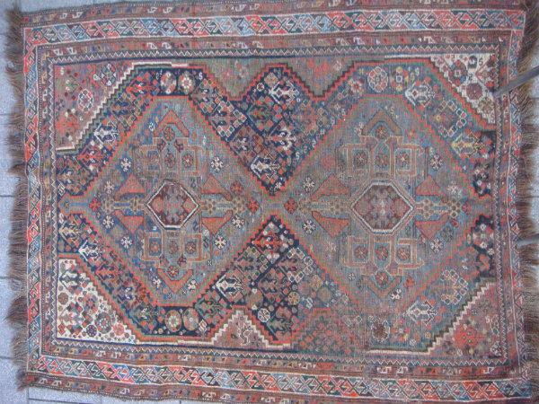 שטיח פרסי עתיק שיראז