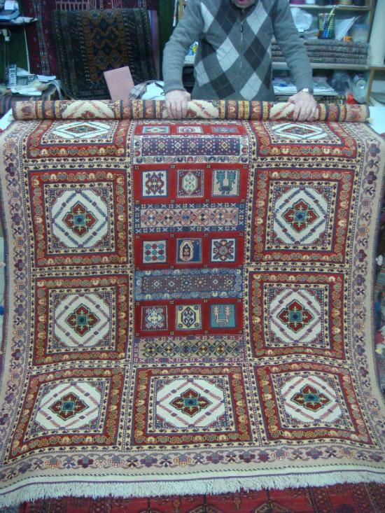 שטיח קילים סומק אפשר סופר