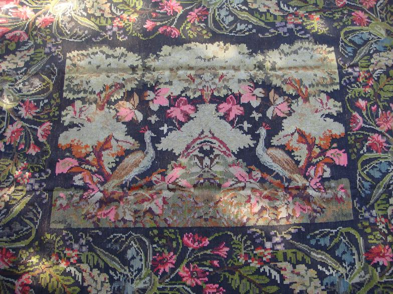 שטיח קילים רומני בסרבי עתיק