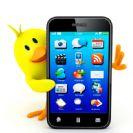 Tinies - It's a Fun Emoticons App - אפליקציה בחינם להבעת רגשות