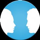 אפליקציה SpeakApp מודיעה למתקשר שלסמארטפון הנמען מאזינים גם אחרים
