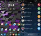 Drupe - אפליקציה בחינם להתקשרות פשוטה לאנשי קשר בכל האופנים