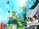 Angry Birds 2 - מהדורה 2 של אפליקציית המשחק של הציפורים הזועמות