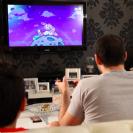 קשת השיקה מערכת אינטראקטיבית לצפייה דו מסכית בטלוויזיה ובסלולר