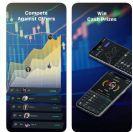 בלוקיום-Blockium - אפליקציה בחינם להתנסות בשוק ההון וזכייה בכסף ופרסים