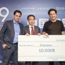 פורסם הזוכה בתחרות הסטארטאפים המקומית של Techcode לשוק הסיני