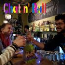 Chat'n'Roll-אפליקציה חברתית לשבירת הקרח בין אנשים החולקים אירוע/מקום