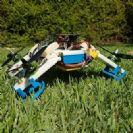 Flying STAR: חוקרים מאוניברסיטת בן-גוריון בנגב בנו רובוט-רחפן חדשני