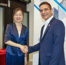 """נחנך בת""""א מרכז חדשנות ישראל-ג'יאנגסו המציע לסטארטאפים נחיתה רכה בסין"""