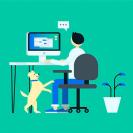 """כלי """"התגנבות מהבית"""" מאפשר לעובד מהבית לעזוב המחשב ללא ידיעת המנהל"""