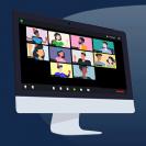 שני שליש ממשתמשי תקשורת וידאו בעסקים רוצים סביבת עבודה היברידית