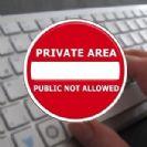 אנשים סומכים על חברות טכנולוגיה יותר מהממשלה לגבי שמירת מידע אישי