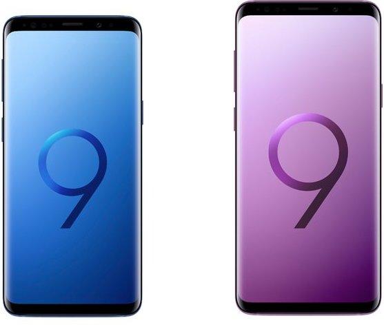 S9 ו-S9+