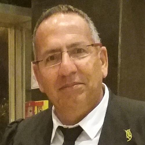 יגאל לוי תמונה פרטית