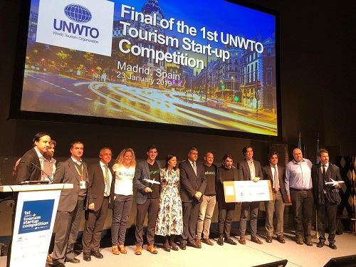 UNWTO יחצ