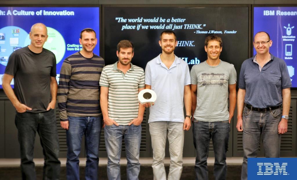 צוות Cognitive IoT