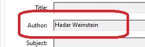 """חתימה עו""""ד השר וינשטיין"""