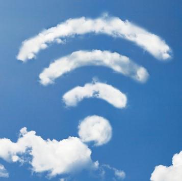 שירותי WiFi בשמיים