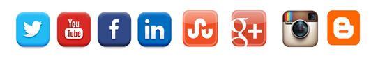 קישורים לרשתות חברתעות