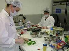 הכנת מזון לחלל