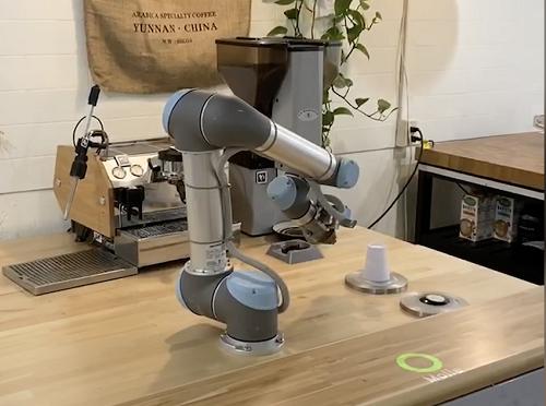רובוט קפה