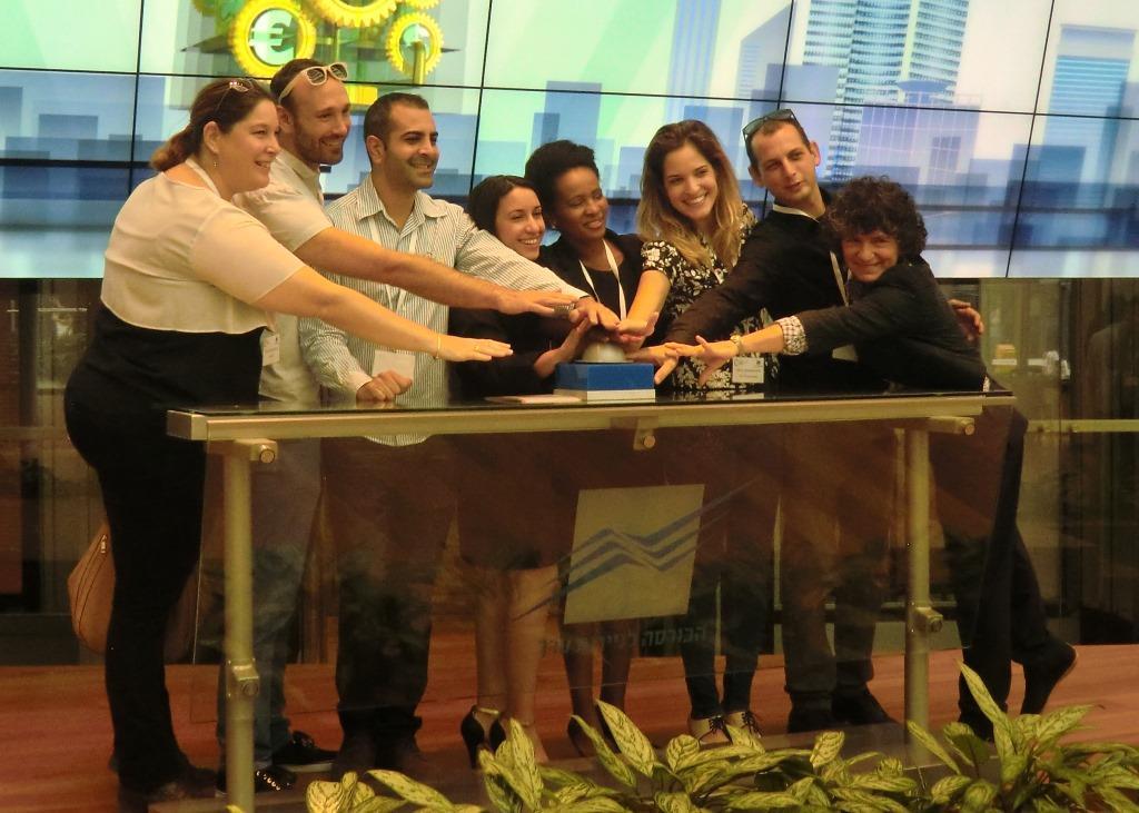 """צוות """"שבוע היזמות"""" ישראל - GEW"""