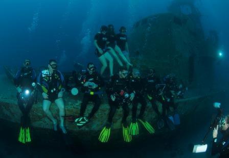 צילום מתחת למים