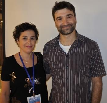 אריאל סוויד עם אלכס