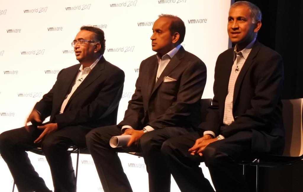 ראשי VMware, שלושת ה-COO