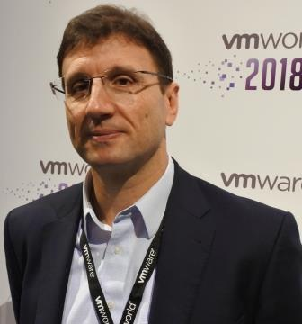 גבריאל די-פיאזה, VMware
