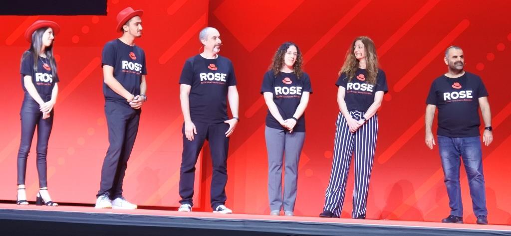 צוות פרויקט ROSE