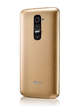 LG G2 זהב