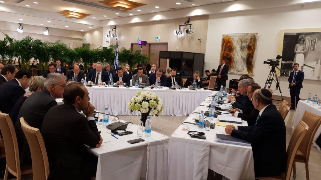 המפגש בקפריסין