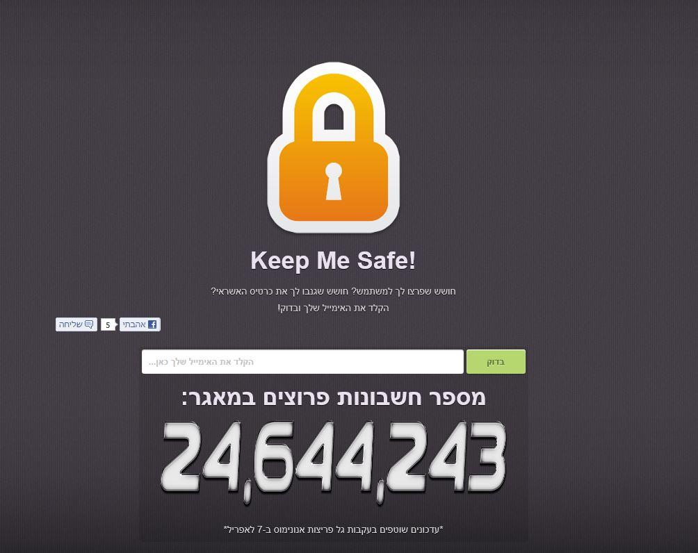 KeepMeSafe